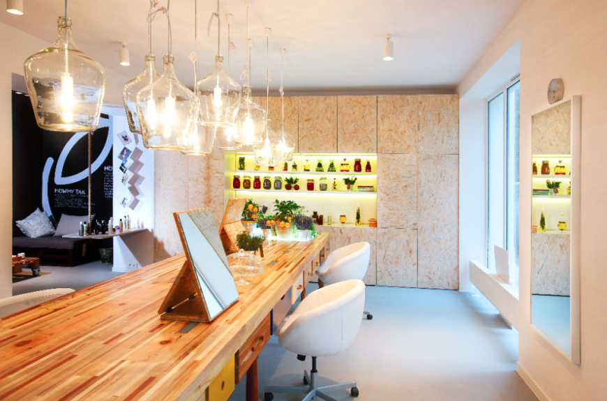 haircology interior