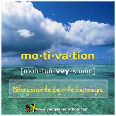 jamajka motywacja