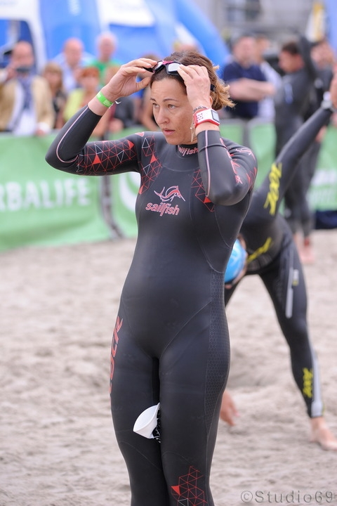 Beata Sadowska Herbalife IRONMAN 70.3 Gdynia 2015, Gdynia, 9.08.2015 Studio69 - Marcin Kmieciñski