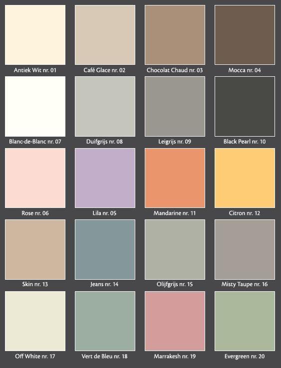 nowa katta kolorów