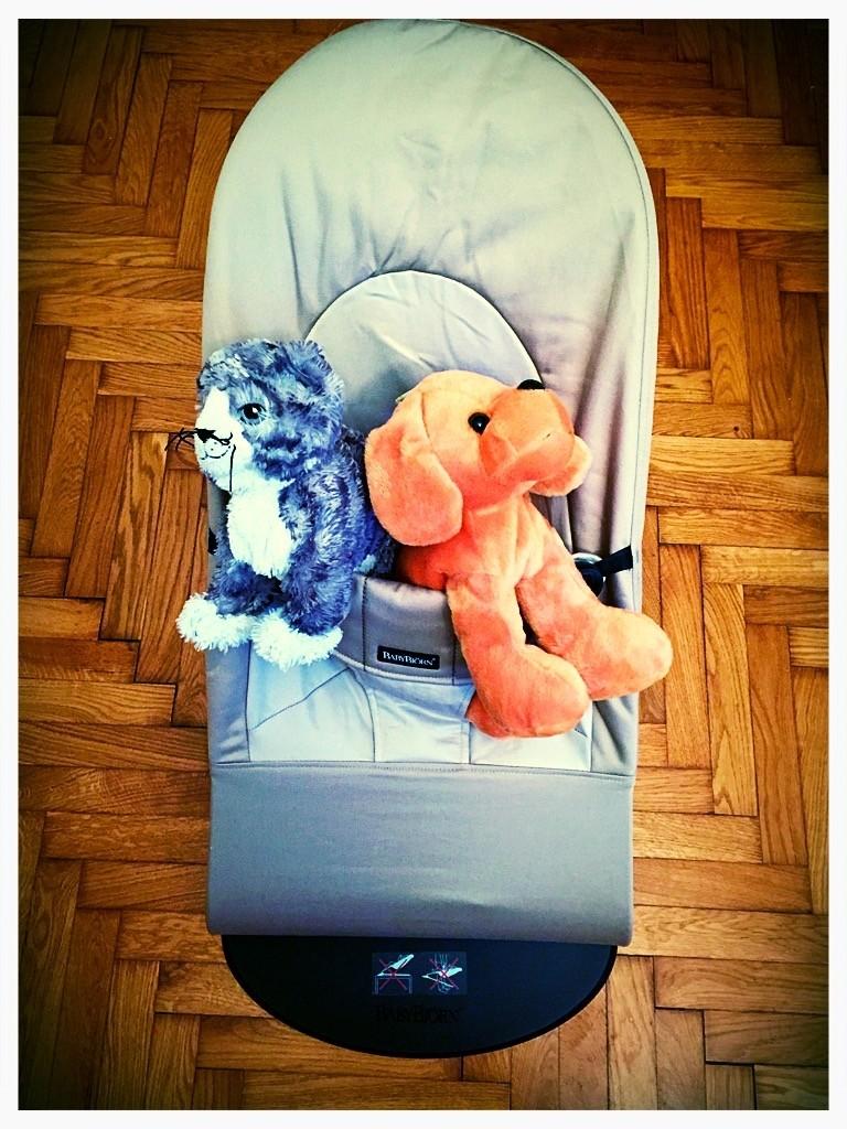 babybjorn leżaczek scandinavian baby