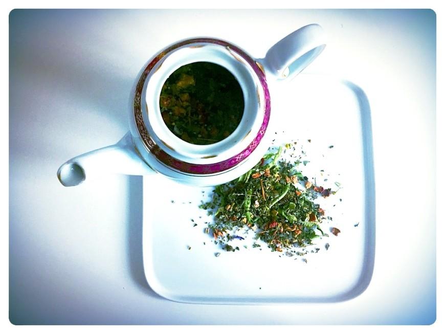 vegenovo herbaty